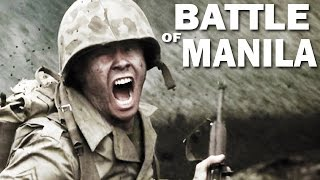 Download Battle of Manila | 1945 | Liberation of the Philippines by the US Army | Documentary Video