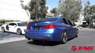 Download AWE Tuning Exhaust w/ Catless Downpipe | BMW 335i + 435i (F30 F32) | TAG Motorsports Video