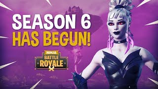 Download Season 6 Has Begun and Its Awesome!! - Fortnite Battle Royale Gameplay - Ninja Video