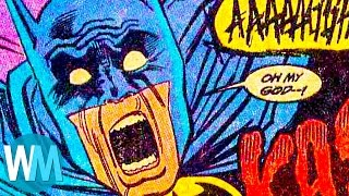 Download Top 10 Times Batman Totally Killed Someone Video