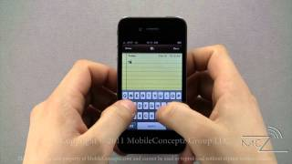 Download iPhone 4 Tutorial Part 1 Video
