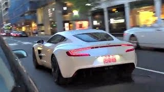 Download Aston Martin ONE-77 awesome Sounds! Video
