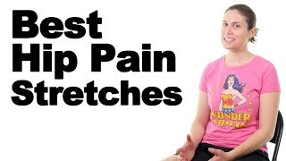 Download 10 Best Hip Stretches for Hip Pain Relief - Ask Doctor Jo Video