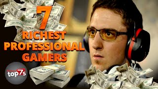 Download Top 7 Richest Professional Gamers Video