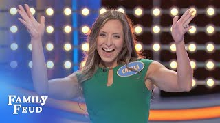 Download Will the SUSINIS scoop $20,000? | Family Feud Video