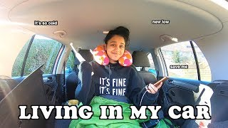 Download living in my car for 24 hours (winter edition) | clickfortaz Video