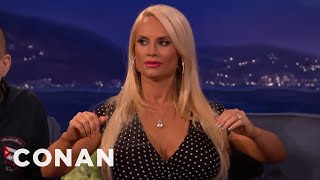 Download Coco Does The Boob Dance - CONAN on TBS Video