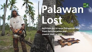 Download Palawan Lost: The dark side of a tropical idyll that tourists don't see Video