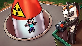 Download Minecraft | SECURE BUNKER CHALLENGE - Nukes vs Bunker! (Protect Your Base) Video