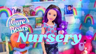 Download DIY - How to Make: Care Bears Nursery Doll Room | Crib | Mini Figures | Custom Rug & More Video