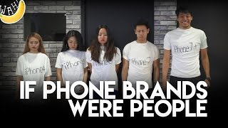 Download If Phone Brands Were People Video