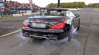 Download 585HP Mercedes-Benz SL63 AMG - Lovely Sounds! Video