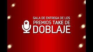 Download Gala de entrega de Premios TAKE de doblaje Video