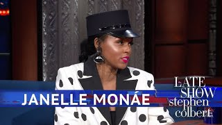 Download Janelle Monáe Says No One Throws A Party Like The Obamas Video