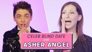 Download Asher Angel's Blind Date With a Superfan | Celeb Blind Date Video