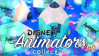 Download Unbox Daily: ALL NEW Disney Animators Collection Littles | Blind Boxes Video