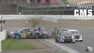 Download Rallycross Barcelona RX 2017 Day 1| Big Crashes & Show | CMSVideo Video