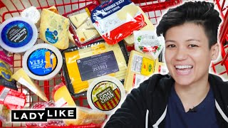 Download We Melted 29 Cheeses To Make A Grilled Cheese Sandwich • Ladylike Video