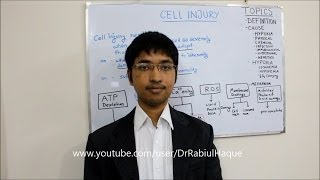 Download Cell Injury ( Part 1 ) : Definition, Causes, Hypoxia, Different Mechanisms of Cell Injury (HD) Video