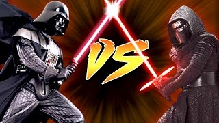 Download Kylo Ren vs Darth Vader - Who Would Win? Video