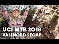 Download Full Recap of Andorra's MTB Downhill Stop. | UCI MTB 2018 Video