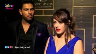 Download Yuvraj Singh Makes Fun on Hazel Keech about their Marriage date Video