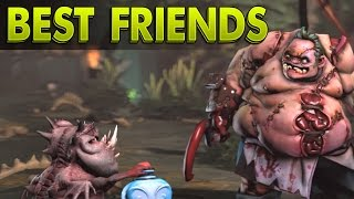 Download Dota 2 Best Friends [SFM] Video