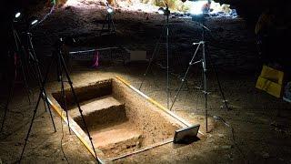 Download Remote cave reveals Australia's earliest inhabitants Video