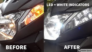 Download 2017 HONDA DIO | LED HEADLAMP INSTALLATION | AHO DISCONNECTED Video