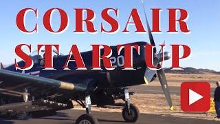 Download F4-U Corsair Startup Video