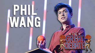 Download Phil Wang (Affirmative) 3rd Speaker - The 29th Annual Great Debate 2018 Video