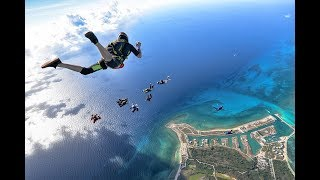 Download Skydiving over the Bahamas - Best jumps of 2018 Video