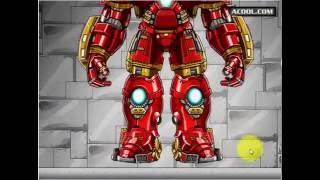 Download ประกอบร่างหุ่นยนต์ไอรอนแมน Ironman Hulkbuster Video