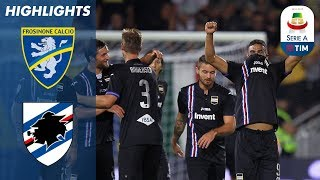 Download Frosinone 0-5 Sampdoria | Sampdoria Destroy Newly Promoted Frosinone! | Serie A Video