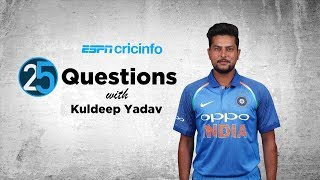 Download 25 questions with Kuldeep Yadav Video