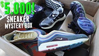 Download Unboxing A $5000 Sneaker Mystery Box! (MOST EXPENSIVE) Video