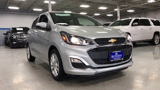 Download 2020 Chevrolet Spark Lake Bluff, Lake Forest, Libertyville, Waukegan, Gurnee, IL C2062 Video