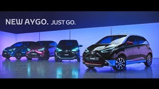 Download New AYGO Video