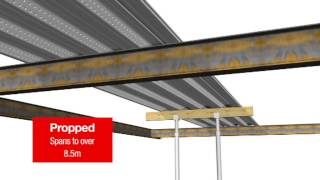 Download ComFlor - Composite Steel Floor Decks - Product Overview Video