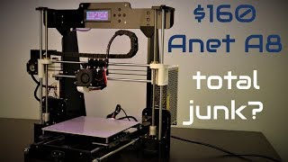 Download Anet A8 - The best cheap DIY 3D printer in 2018? Video