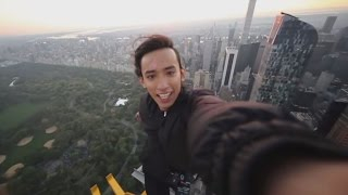 Download Teen Daredevil Climbs Tallest Building In New York For Perfect Instagram Pic Video