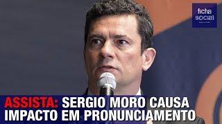 Download ASSISTA: SERGIO MORO CAUSA IMPACTO EM PRONUNCIAMENTO - GOVERNO BOLSONARO Video