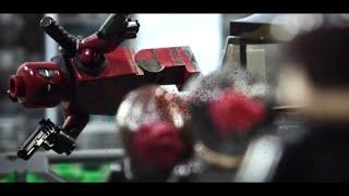 Download Lego Deadpool Red band trailer Lego recreation shot for shot Video