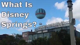 Download What is Disney Springs? Video