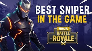 Download Best Sniper In The Game?! - Fortnite Battle Royale Gameplay - Ninja Video