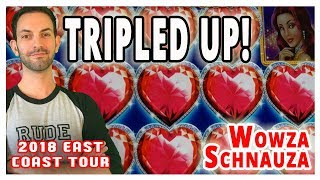 Download 😍TRIPLED Up at Four Winds Casino, South Bend, INDIANA ✦ Brian Christopher Slots Video