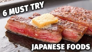 Download 6 Must Try Japanese Foods | Iwate Video