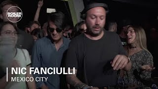 Download Nic Fanciulli classy Tech-laced Mix | Boiler Room Mexico City Video