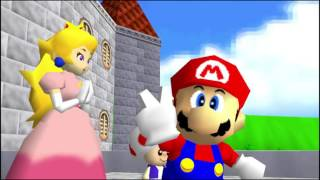 Super Mario 64 in Reverse in 11 minutes Free Download Video MP4 3GP