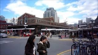 Download Downtown Ottawa Canada Video